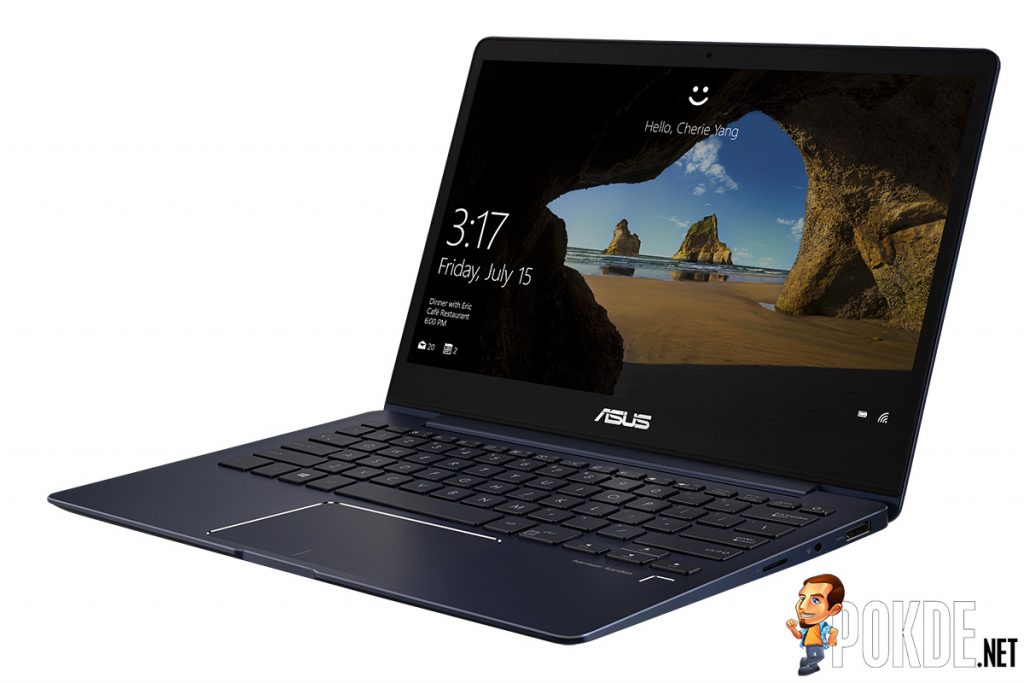 Fancy an ultrabook weighing less than 1kg? Here's the ASUS ZenBook 13! 21