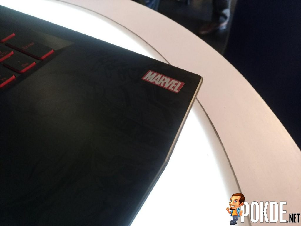 Acer Launches Avengers Infinity War Special Edition Laptops 30