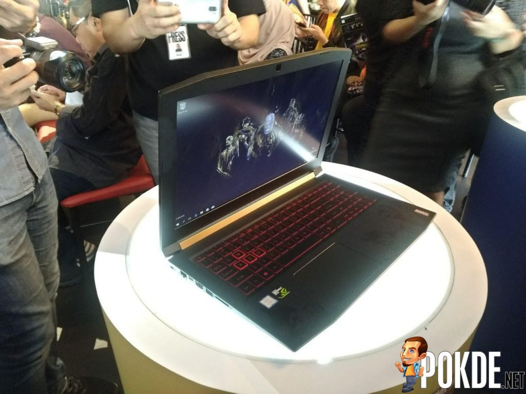 Acer Launches Avengers Infinity War Special Edition Laptops 29