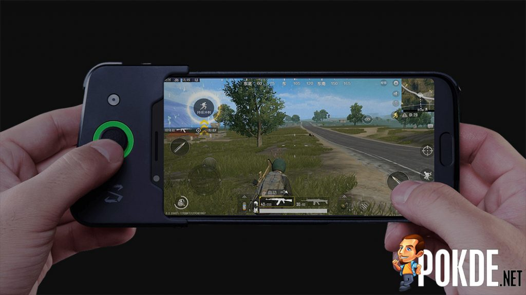 Get the most powerful gaming smartphone yet — Xiaomi's Black Shark is available now, and priced from just RM2499! 24