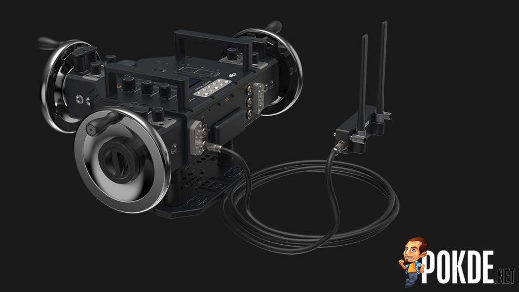 DJI reveals Master Wheels and Force Pro at NAB 2018 — the wet dreams of filmmakers? 23