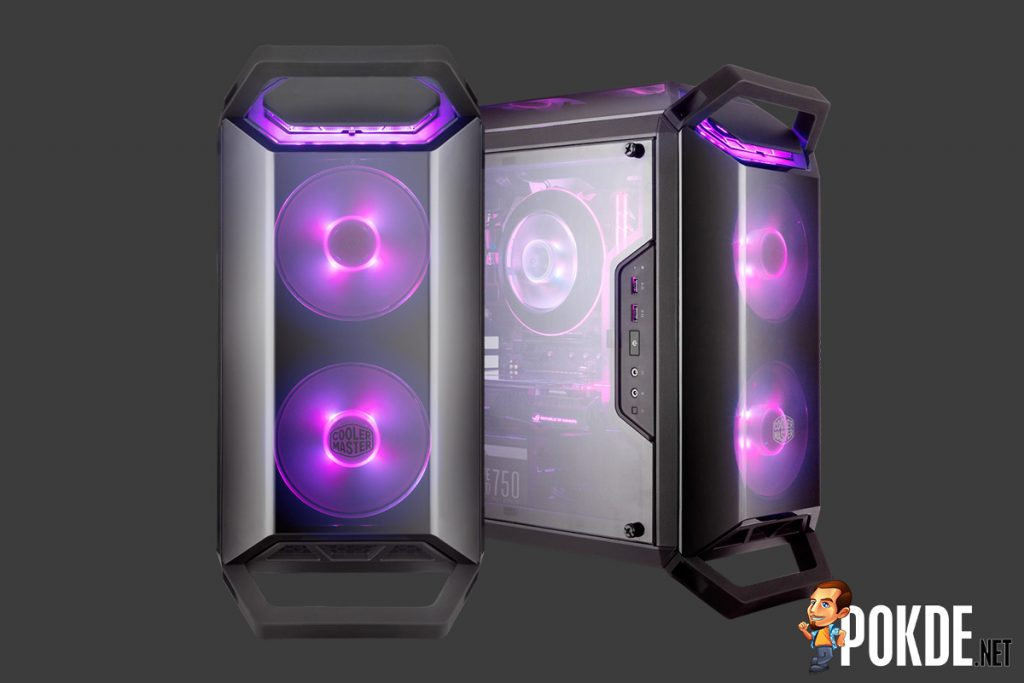 These are some pretty microATX cases — Cooler Master introduces MasterBox Q300 series! 23