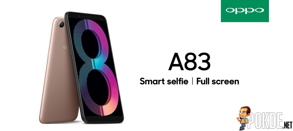 Both OPPO F5 and OPPO A83 Get Price Cuts - Nearly 200 bucks off 30