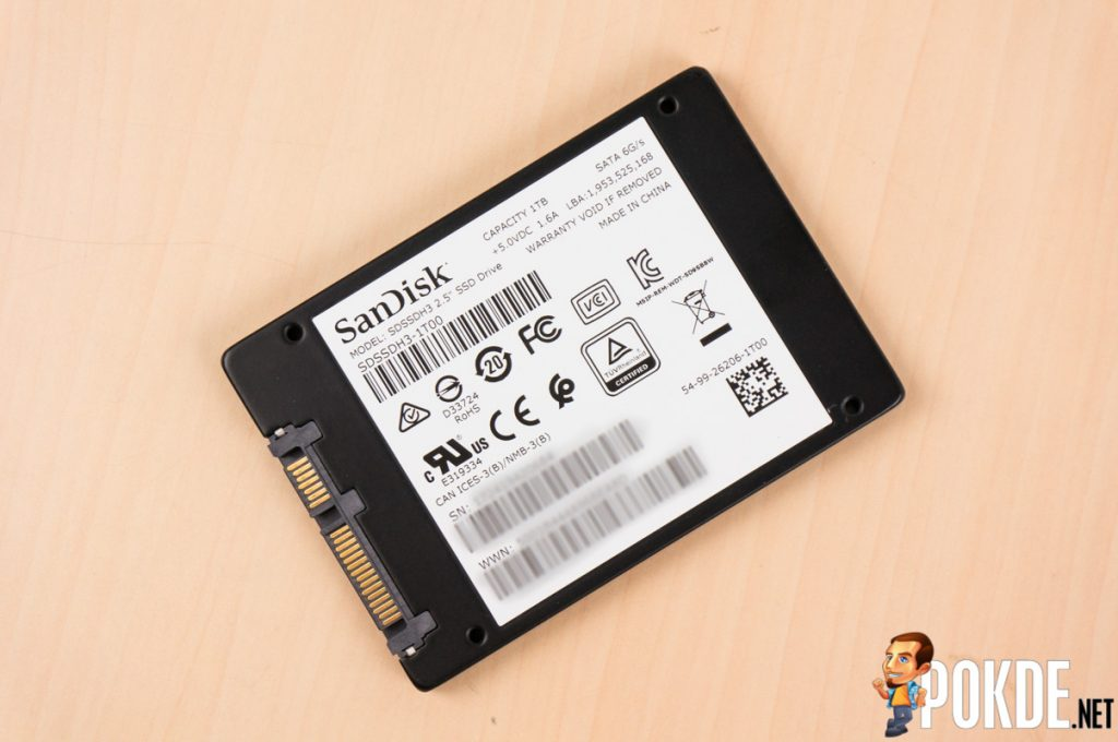 SanDisk Ultra 3D SSD 1TB Review — the darker twin 29