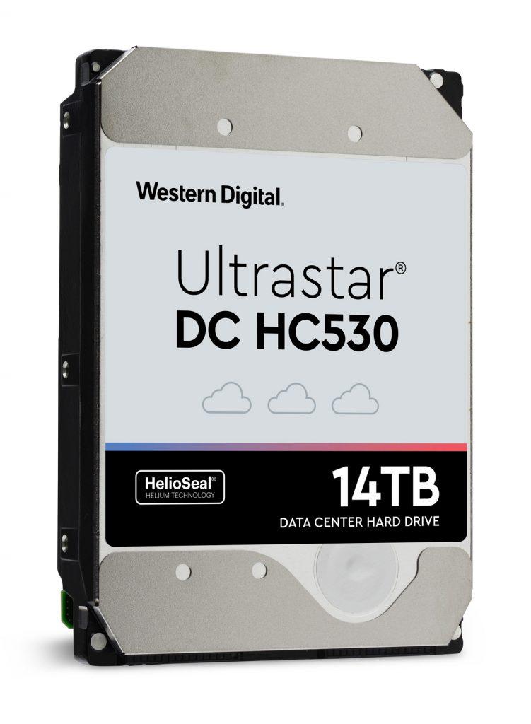 Western Digital Unveil Ultrastar DC HC530 - 14TB For Cloud And Enterprise Data Centers! 22