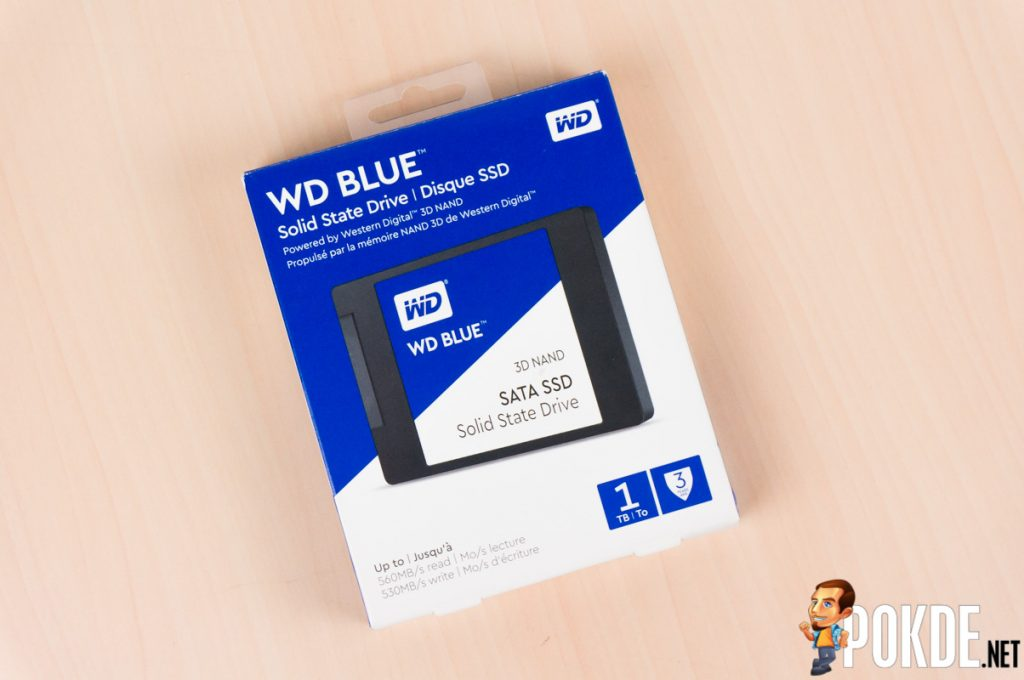 WD Blue 3D NAND SATA SSD 1TB Review — definitely worth your money! 23
