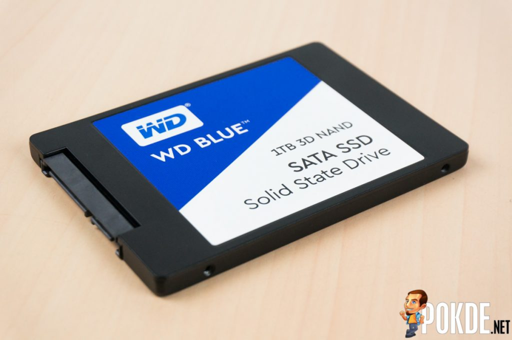 WD Blue 3D NAND SATA SSD 1TB Review — definitely worth your money! 26