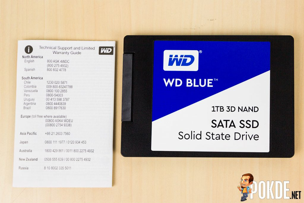 WD Blue 3D NAND SATA SSD 1TB Review — definitely worth your money! 25