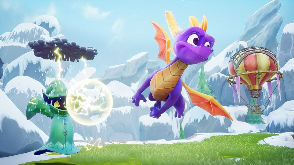 Spyro The Dragon HD Remaster LEAKED - Spyro: Reignited Trilogy Possibly Out in 2018