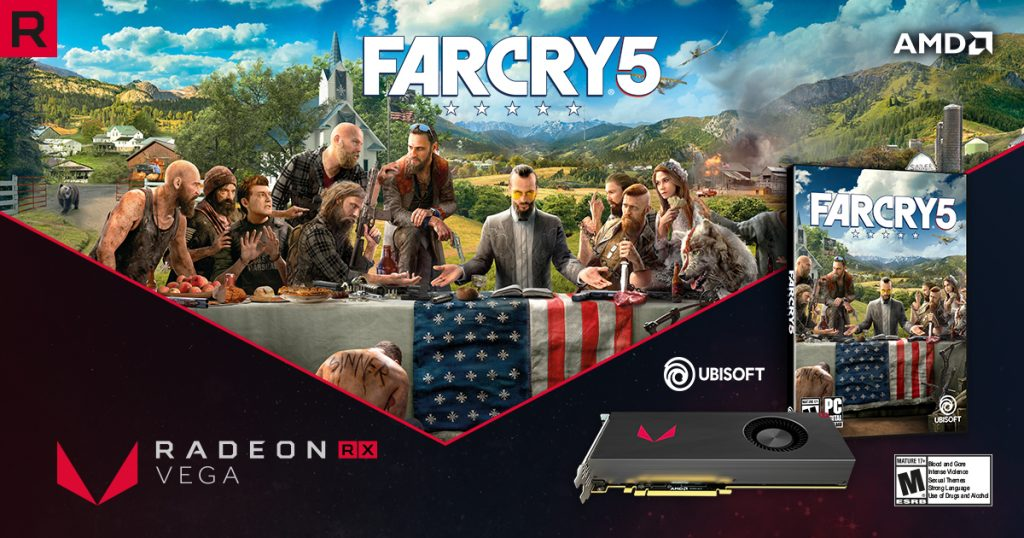 AMD Radeon RX Vega Customers Will Be Getting Far Cry 5 For FREE 28