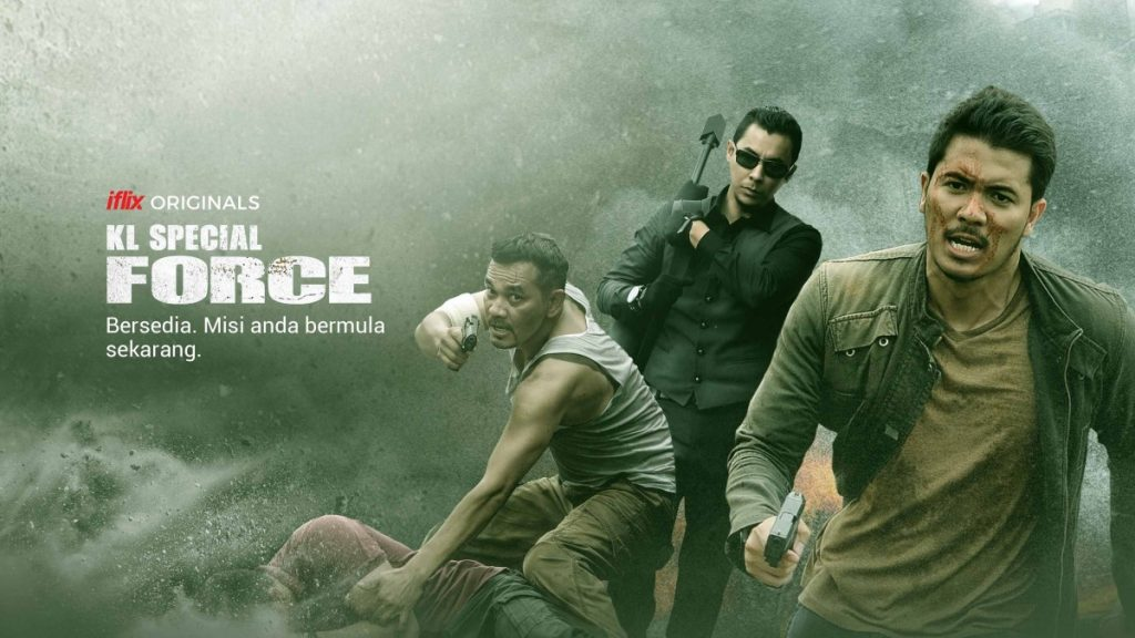 iflix Premieres KL Special Force - Their First Original Malaysian Action Movie 20