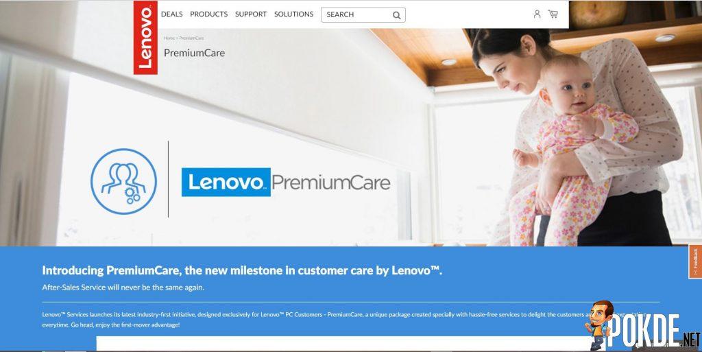 Lenovo Introduces New Warranty Service - Meet Lenovo PremiumCare 21