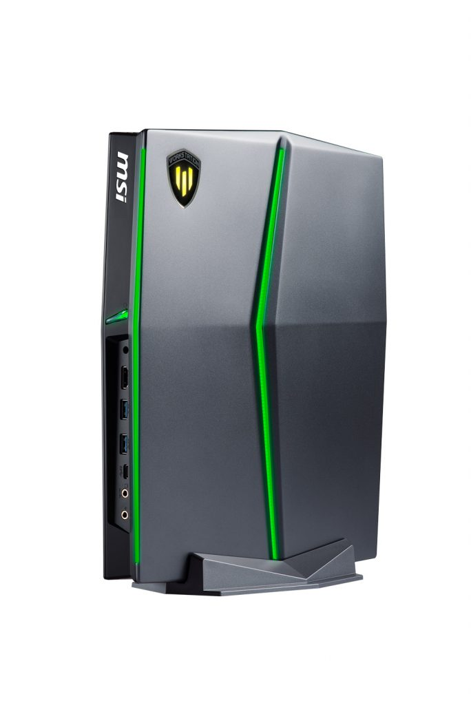 MSI Vortex W25 Announced - World's First 2.5L Desktop Powered By Quadro P5200! 32
