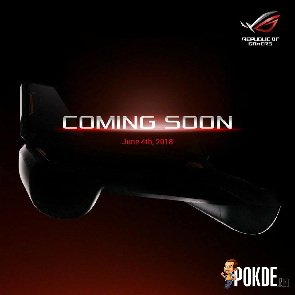 ROG phone teaser — that Gaming Dock is THICK! 27