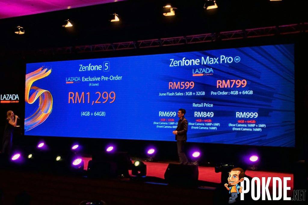 Zenfone 5 And Zenfone Max Pro M1 Official Launch - Best Value Smartphones Of The Year! 27