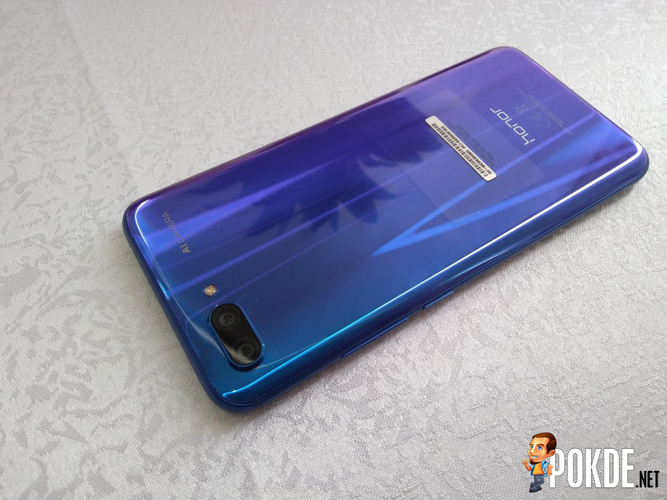 honor 10 Unveiled Today - Get Cash Back When You Purchase From 24th May 2018! 32