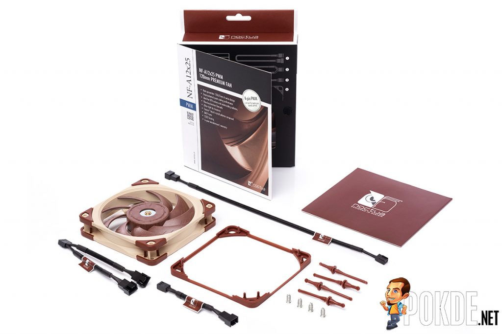 Noctua introduces their finest fans yet — the single fan with both high static pressure and airflow! 29