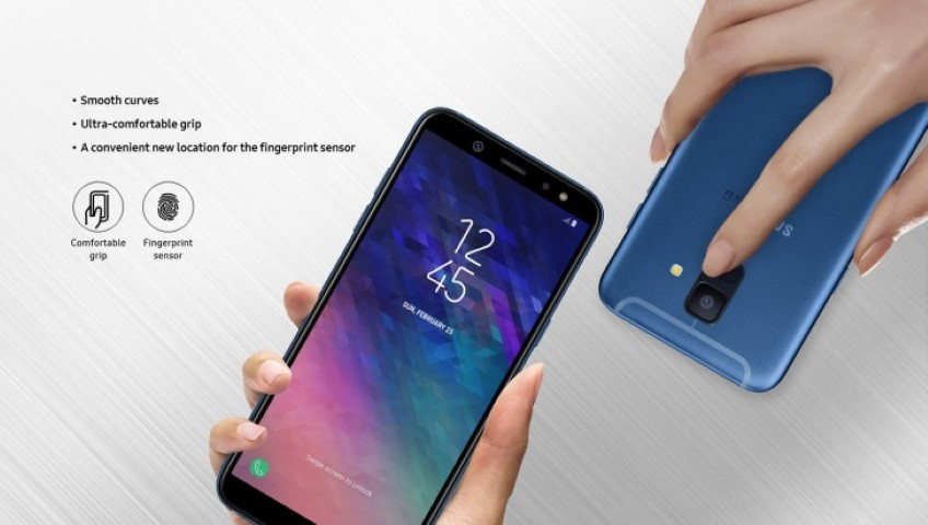 Samsung Galaxy A6 And A6+ Coming Soon - Super AMOLED Display With Dual Cameras 25