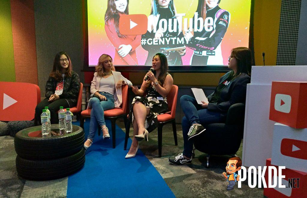 YouTube Highlights Malaysia's Best Female Creators