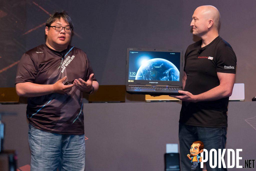 [Computex 2018] AMD offers peek at 7nm Radeon Vega, 64-threaded Ryzen Threadripper — teases a 7nm EPYC processor of epic proportions too! 25