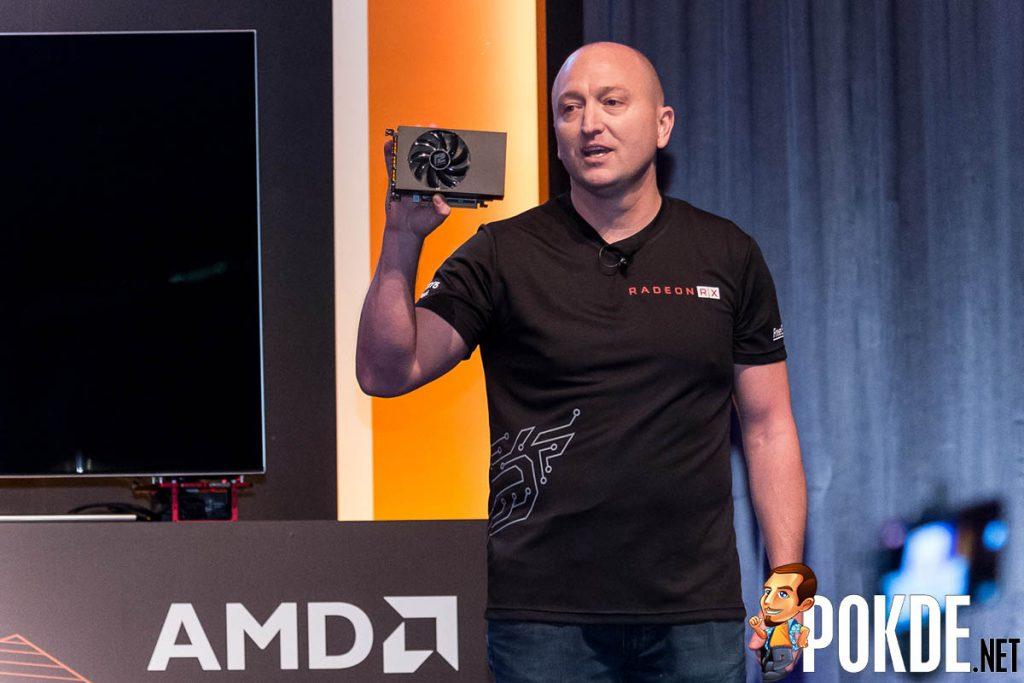 [Computex 2018] AMD offers peek at 7nm Radeon Vega, 64-threaded Ryzen Threadripper — teases a 7nm EPYC processor of epic proportions too! 26
