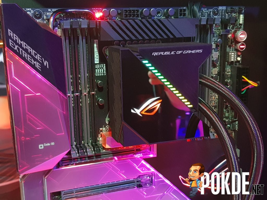 ROG Ryujin and ROG Ryuo AIO pricing revealed at ServerDNA 3.0! 24