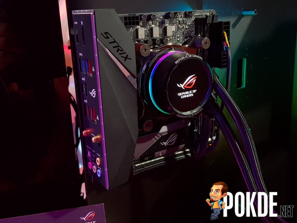 ROG Ryujin and ROG Ryuo AIO pricing revealed at ServerDNA 3.0! 23