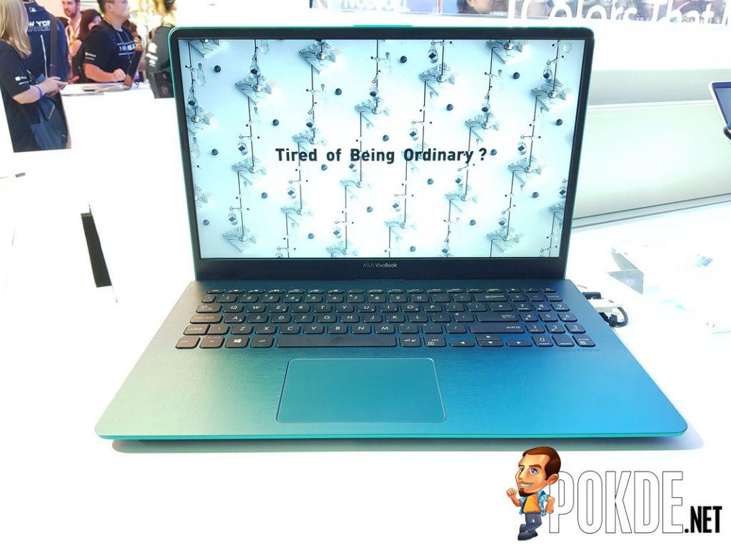 [Computex 2018] ASUS VivoBook gets refreshed - Vibrant Colors, Slim Bezels and Unprecedented Performance 22
