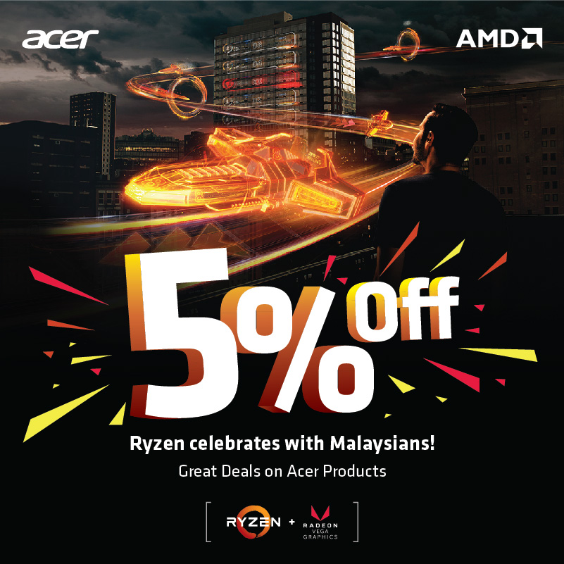 Enjoy Acer Deals This Raya — Includes Something Special For Ryzen Fans! 22