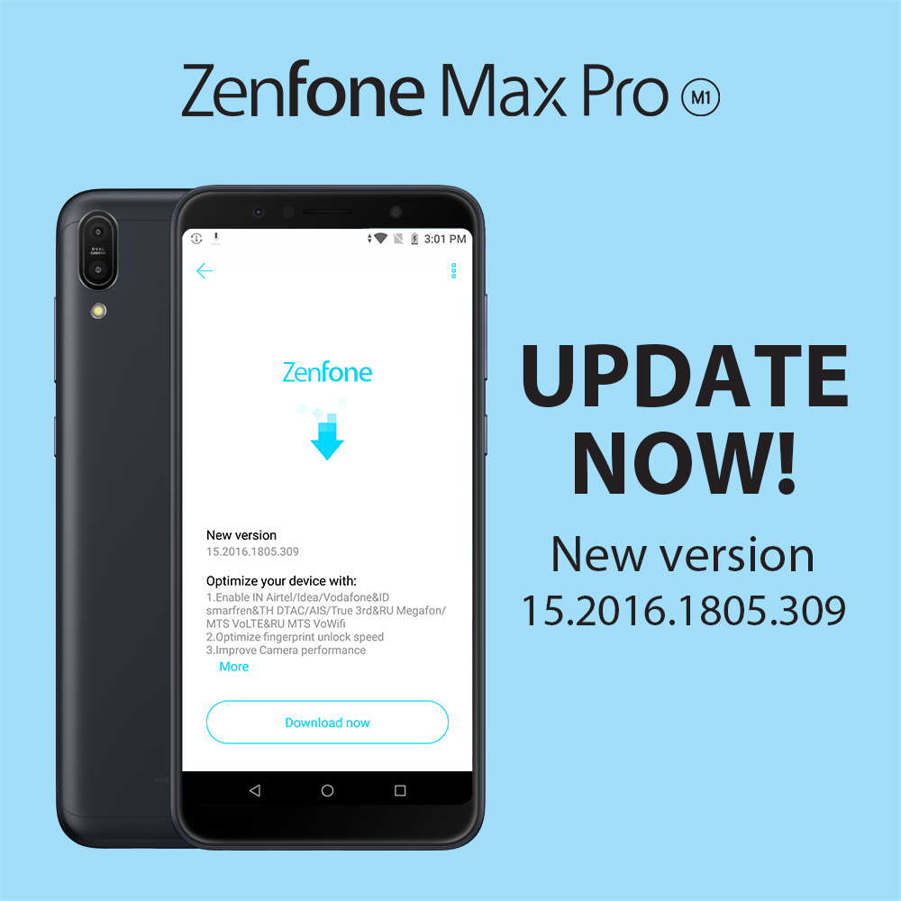 ZenFone Max Pro M1 Gets Firmware Update — Well That Was Fast! 23
