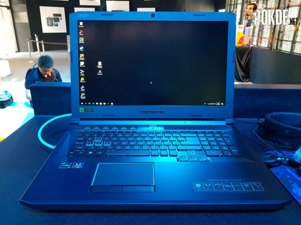[Computex 2018] Acer Unveil Predator Helios 500 And 300 - A Beauty They Are! 25