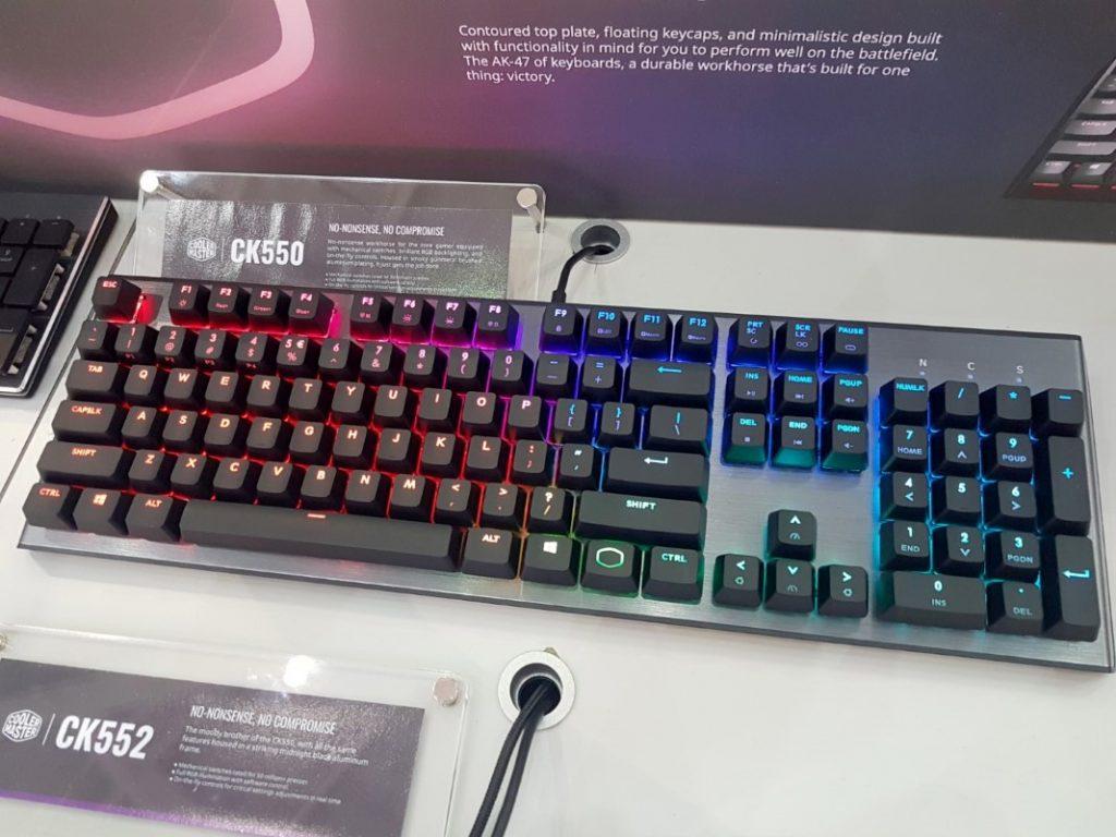[Computex 2018] Cooler Master Introduce New Peripheral Lineup - Keyboards And Gaming Headsets Anyone? 22