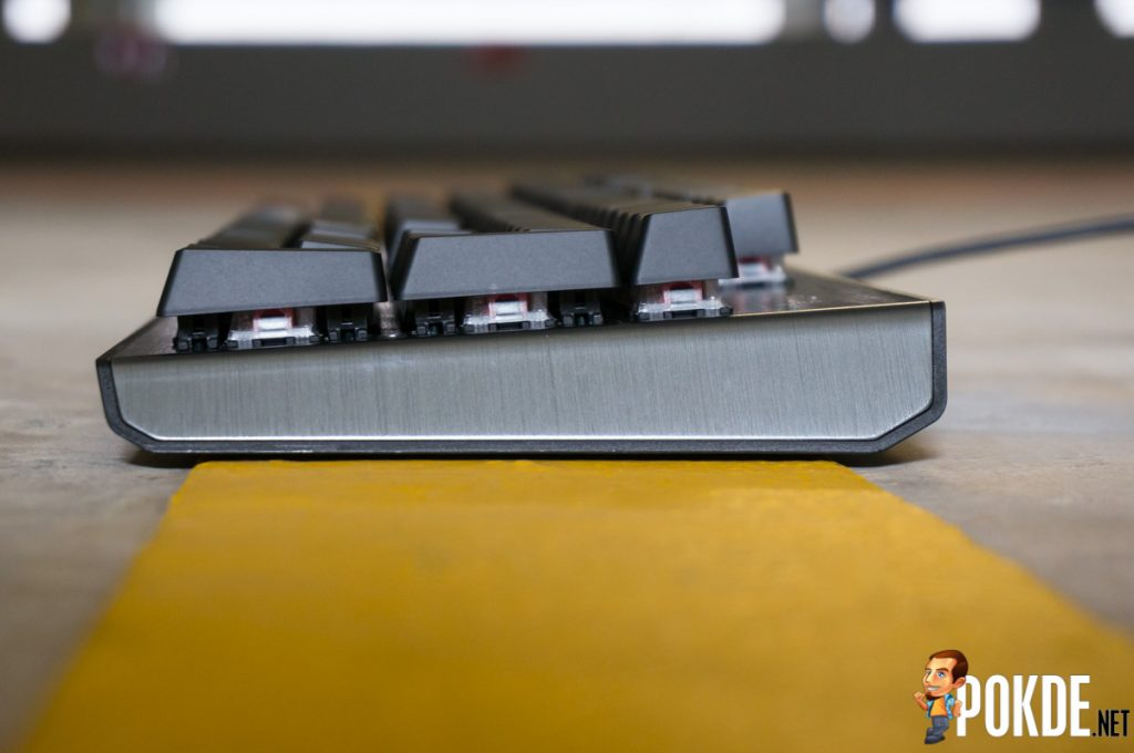 Cooler Master CK550 RGB Mechanical Keyboard Review — smooth strokes and pretty colors 31
