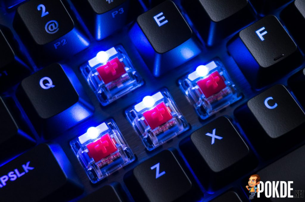 Cooler Master CK550 RGB Mechanical Keyboard Review — smooth strokes and pretty colors 34