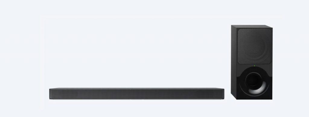 "Meet Sony's HT-Z9F Soundbar — World's First 3.1"" Dolby Atmos Soundbar 21"