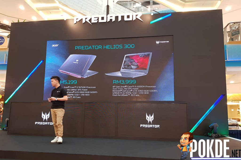 Acer introduces the latest Predators — here's the first Ultra HDR monitor in Malaysia! 25