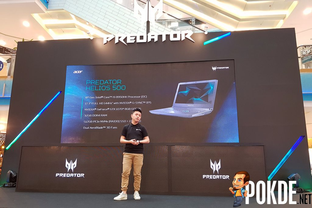 Acer introduces the latest Predators — here's the first Ultra HDR monitor in Malaysia! 23