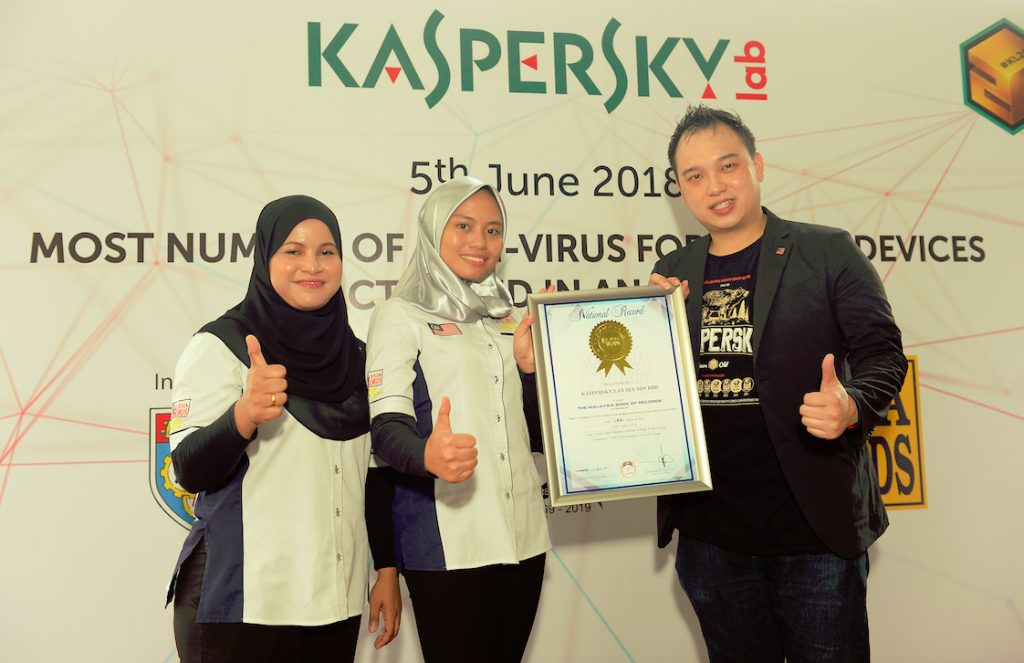 Kaspersky Activated 1,931 Anti-virus In TAR UC — Breaking A Malaysian Book Of Record Along The Way 22