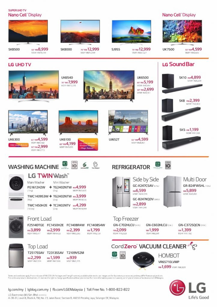 LG Opens First Brand Store In Subang Jaya — Happy Hour Promo Beckons! 27