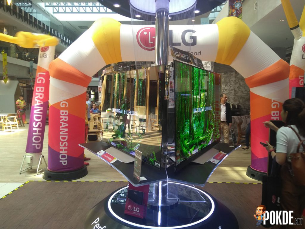 LG Opens First Brand Store In Subang Jaya — Happy Hour Promo Beckons! 24