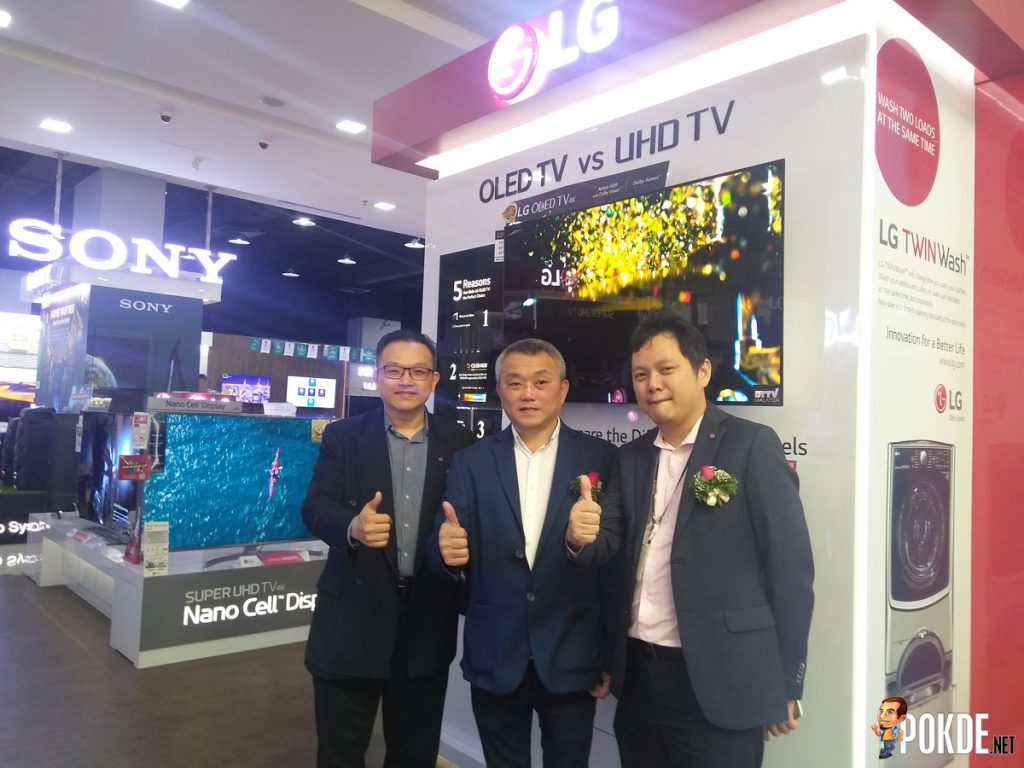 LG Opens First Brand Store In Subang Jaya — Happy Hour Promo Beckons! 23