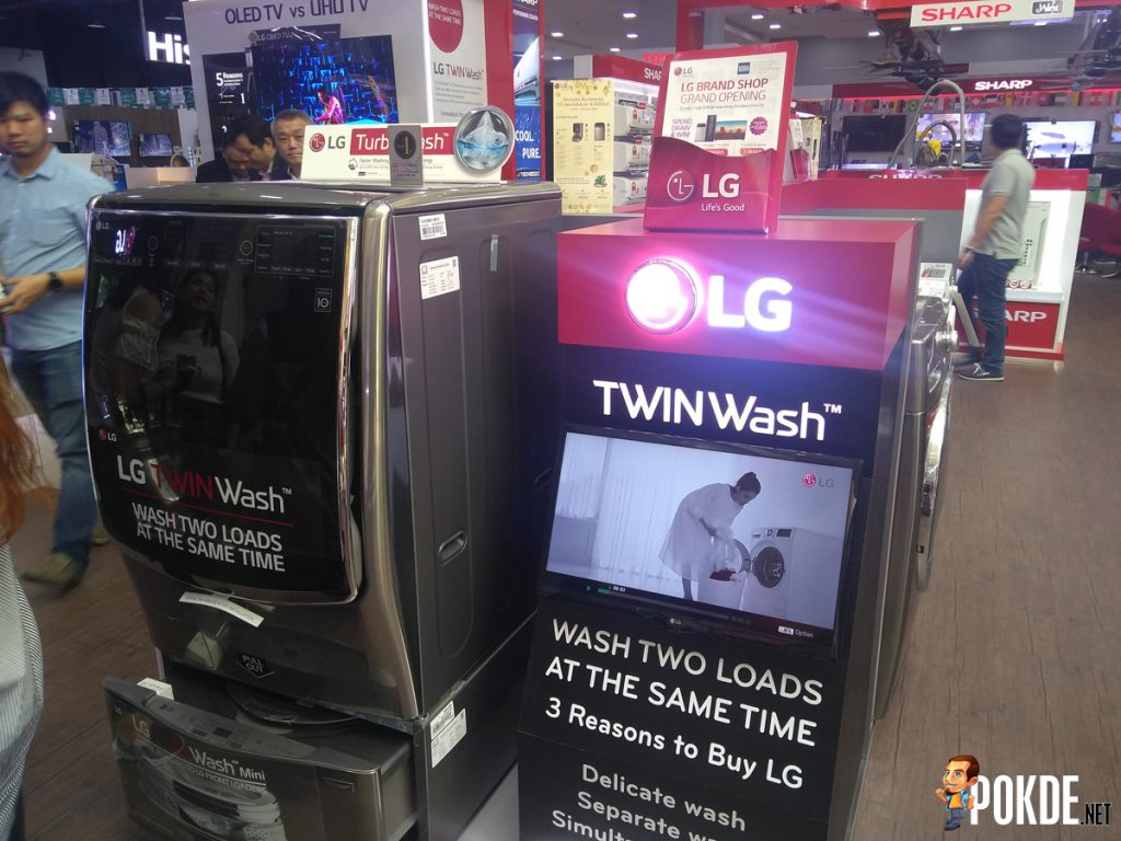 LG Opens First Brand Store In Subang Jaya — Happy Hour Promo Beckons! 25