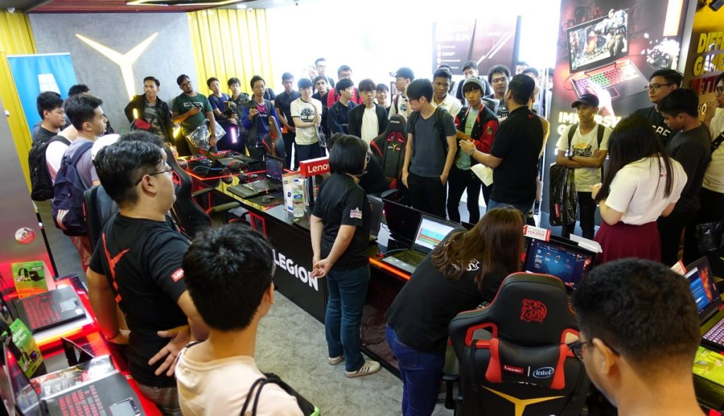Lenovo Held Be A Legend 1v1 League Tournament — Winners Walking Away With Lenovo Legion Products Worth RM10,000! 20