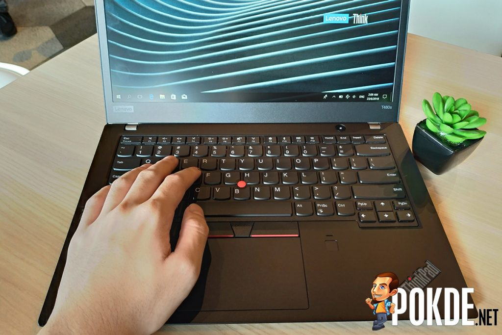 The latest Lenovo ThinkPads are here — anyone missed the little red TrackPoint? 32