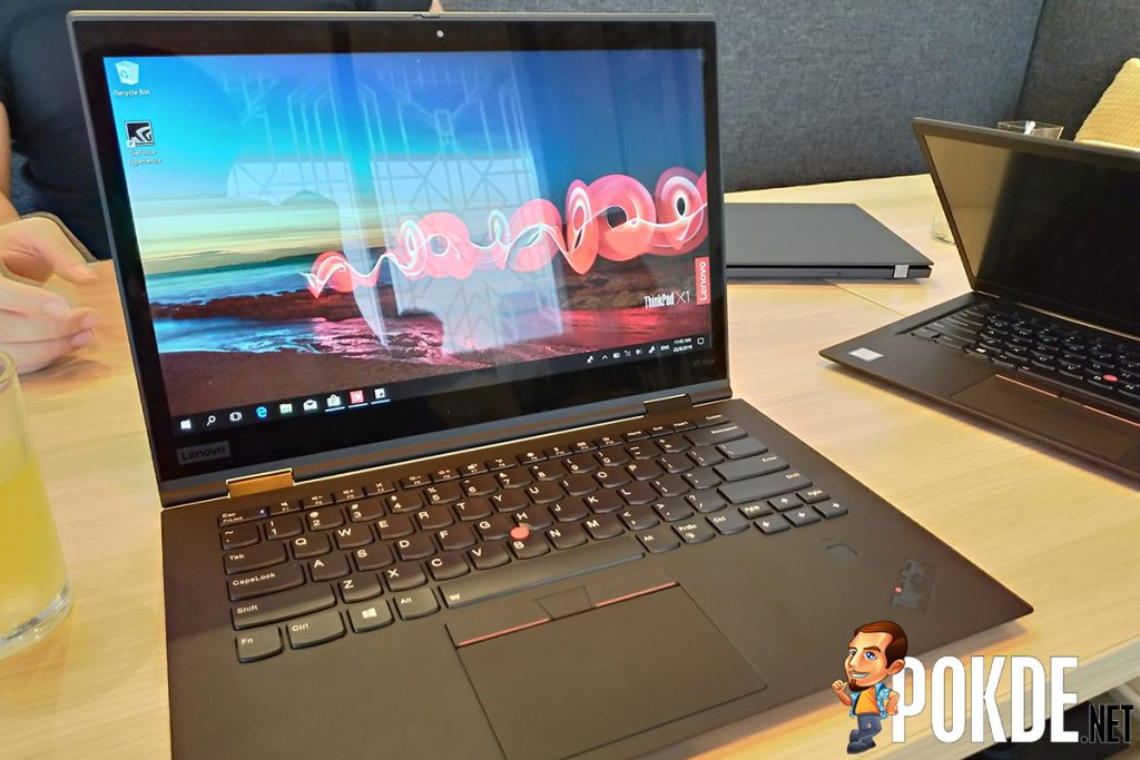 The latest Lenovo ThinkPads are here — anyone missed the little red TrackPoint? 30