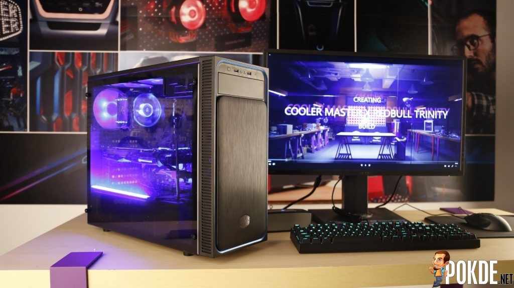 Cooler Master Launches MasterBox E500L - Switch from clean to flashy with a simple slide 23