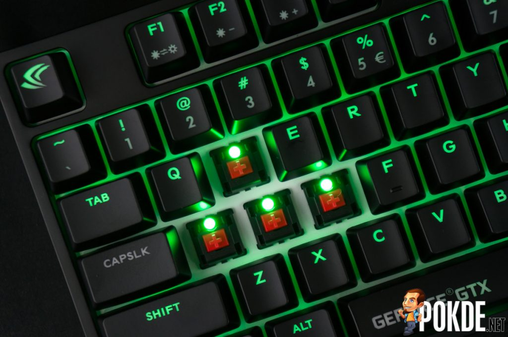 "What to look for in a gaming keyboard — does your ""gaming keyboard"" have all of these features? 21"