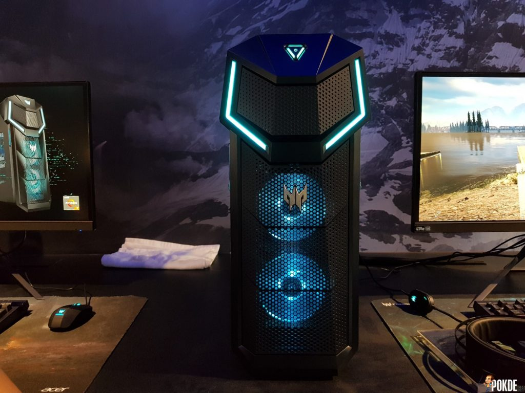 [Computex 2018] Acer Reveals New Desktops - Includes New Orion and Nitro Series Desktops 24