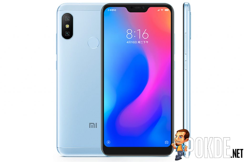 Redmi 6 Pro is Xiaomi's first notched mid-ranger — king of the budget smartphones? 29
