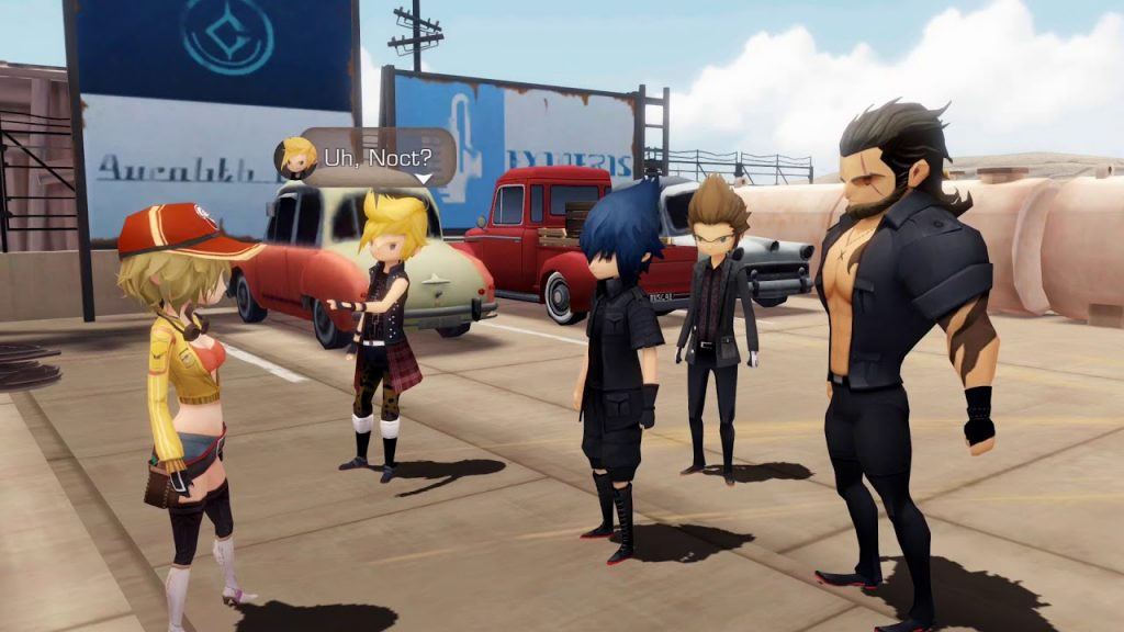 Final Fantasy XV Pocket Edition Released for Windows
